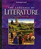 img - for McDougal Littell Language of Literature: Student Edition Grade 12 2000 book / textbook / text book