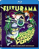 51HC66tCvKL. SL160  Futurama: Into the Wild Green Yonder [Blu ray]