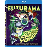 Futurama: Into the Wild Green Yonder [Blu-ray]by Billy West