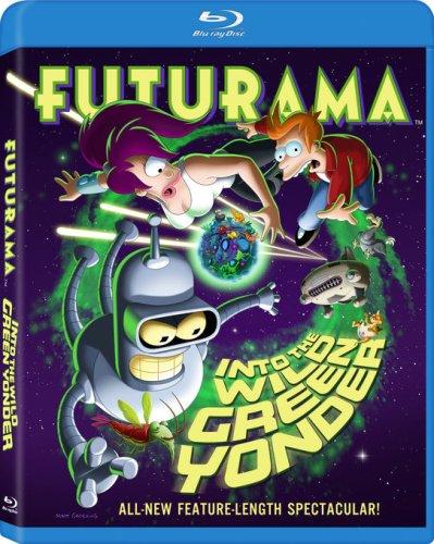 Futurama: Into the Wild Green Yonder / ��������: � ����� ������� ���� (2009)