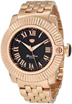 Glam Rock Unisex GR32024 SoBe Black Dial Watch