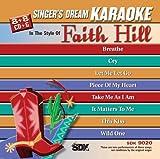 echange, troc Karaoke - Faith Hill Karaoke