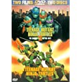 Teenage Mutant Ninja Turtles 2/Teenage Mutant Ninja Turtles 3 [DVD]