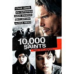 10,000 Saints [Blu-ray]