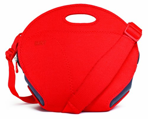 BUILT Cargo Camera Bag- Fiery Orange, Medium