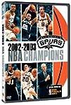 2003 NBA Finals San Antonio Spurs Cha...
