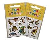 Dinosaur Mini Sticker Strip (one supplied)