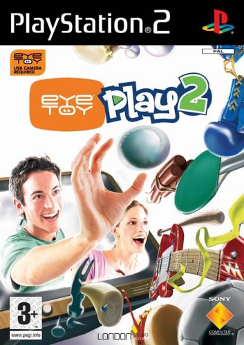 Sony Eye Toy Play 2