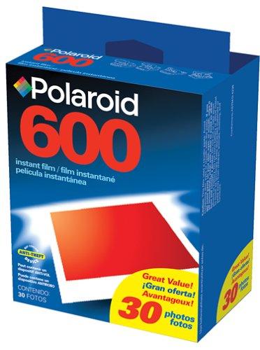 Polaroid 600 Instant Color Film (3 Pack)