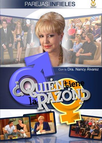 Quien Tiene La Razon · Nancy Alvarez Noe Mendez Angie Braaten Miguel Angel