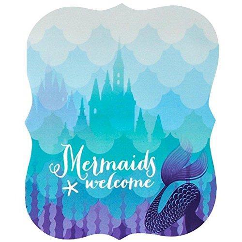 Mermaids Under the Sea Invitations (8)