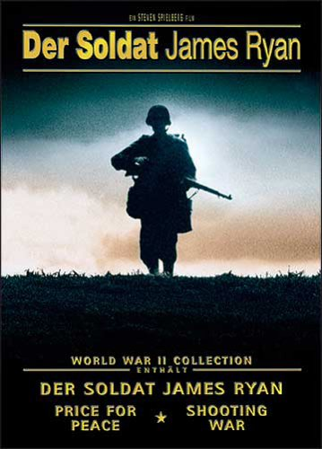 Der Soldat James Ryan - Die 2. Weltkrieg Collection (4 DVDs)
