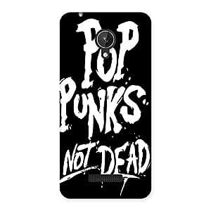 Ajay Enterprises Pop Punks Back Case Cover for Micromax Canvas Spark Q380
