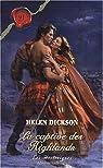 La captive des Highlands par Dickson