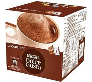 Nescafé Dolce Gusto Chococino Hot Chocolate (16 Capsules)