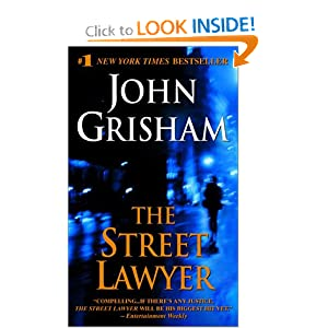 Amazon.com: The Street Lawyer (9780440225706): John Grisham: Books