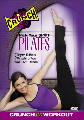 Crunch: Pick Your Spot Pilates [DVD] [2002] [Region 1] [US Import] [NTSC]