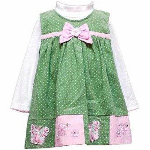 Rare Too Toddler Girl'S 2 Piece Jumper Set (2T) front-1018292