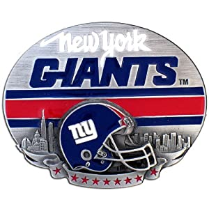 YORK GIANTS NFL Buckle Gürtelschnalle NEU USA by Siskiyou