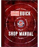 1952 1953 Buick Roadmstr Special Super Shop Service Repair Manual Book Engine