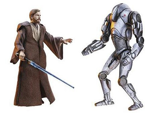 Star Wars E3 DF03 OBI-WAN VS SUPER BATTLE DROID - 1