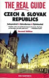 The Real Guide: The Czech & Slovak Republics (Rough Guides) (0671847589) by Humphreys, Rob