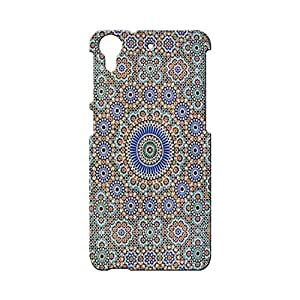 BLUEDIO Designer Printed Back case cover for HTC Desire 728 - G2559