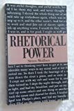 Rhetorical Power (0801496020) by Steven Mailloux