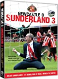 Newcastle 0 Sunderland 3 [DVD]