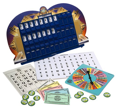 Download free wheel of fortune game templates for teachers for Wheel of fortune board template