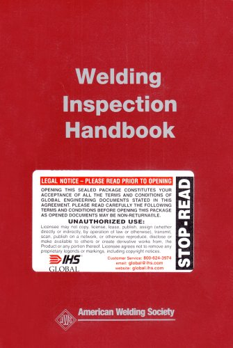 Welding Inspection Handbook AWS