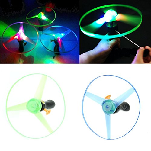 Sky Spin For Kids Toy Gift 3Pcs/Red Green Blue - 1
