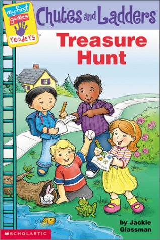 Chutes and Ladders: Treasure Hunt (My First Games Readers)