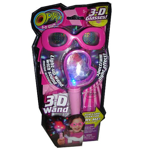Optrix Glam 3-D Wand - 1