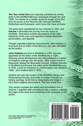 The Tour of the Don (Annotated) - Volume 1: From the Moors to Sheffield