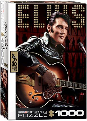 EuroGraphics Elvis Comeback Special (1000 Piece) Puzzle