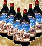 シュテルンターラー・グリューワイン 6本セット 赤ワイン ドイツ産 ホットワイン