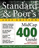 img - for Standard & Poor's Midcap 400 Guide : 2003 Edition book / textbook / text book