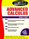 Schaum's Outline of Advanced Calculus (0070602298) by Spiegel, Murray R.