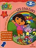 echange, troc Fabienne Rousseau, Luc Doligez - En route pour découvrir les couleurs dès 2 ans : Maternelle toute Petite Section