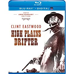 High Plains Drifter (Blu-ray + Digital Copy + UltraViolet)
