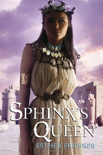 Cover of Sphinx's Queen (Princesses of Myth)