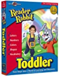HB Reader Rabbit Toddler 2002 (PC and...