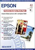 Epson Premium - Semi-gloss photo paper - A3 (297 x 420 mm) - 251 g/m2 - 20 sheet(s)