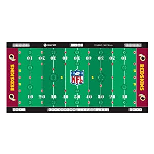 Washington Redskins Finger Football!