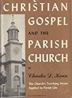 THE CHRISTIAN GOSPEL AND THE PARISH CHURCH…