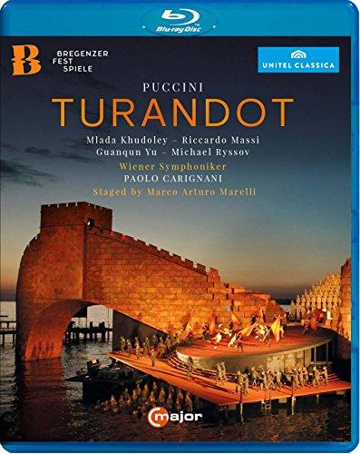 Puccini: Turandot (Bregenzer Festspiele 2015) [Blu-ray]