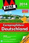ACSI Campingf�hrer Deutschland 2014:...