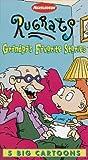 Rugrats - Grandpa's Favorite Stories [VHS]