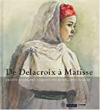 De Delacroix  Matisse, dessins franais au muse des beaux-arts d'Alger
